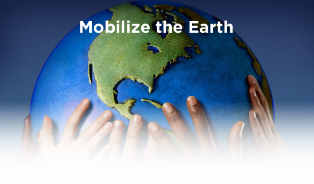 Earth Day Network, Mobilize the Earth